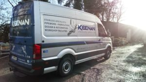Keenan Stainless Steel